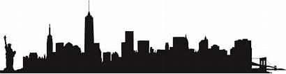 Skyline York Silhouette Wall Decal Closed Getdrawings