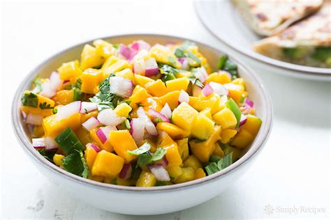 cuisine cajun mango salsa recipe simplyrecipes com