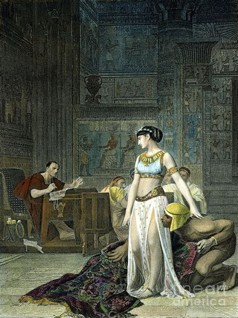 cleopatra vii   bc photograph  granger