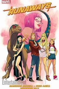 Rainbow Rowell will write Marvels new Runaways series | EW.com