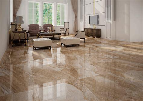 umbria beige marble effect floor tile - Tile Flooring Marble