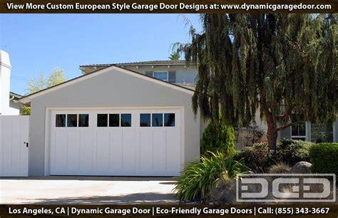 carriage garage doors los angeles eco friendly carriage house garage doors los angeles ca by