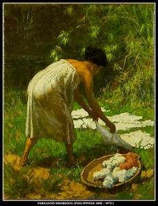 1000+ images about Amorsolo Paintings on Pinterest | Oil ...