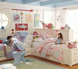 chambre pour 2 enfants 15 idees sympas et ludiques With amenagement chambre 2 enfants