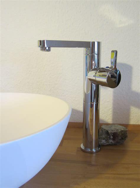 waschbecken mit armatur nero badshop bad waschtisch armatur aufsatz waschbecken quot riga quot kaufen