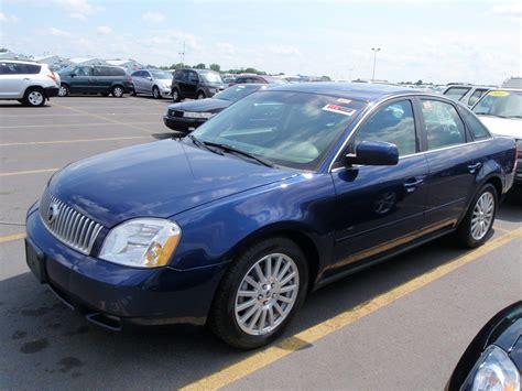 mercury montego premier awd sedan