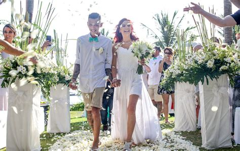 beach wedding packages in bali travelling to bali and beyond