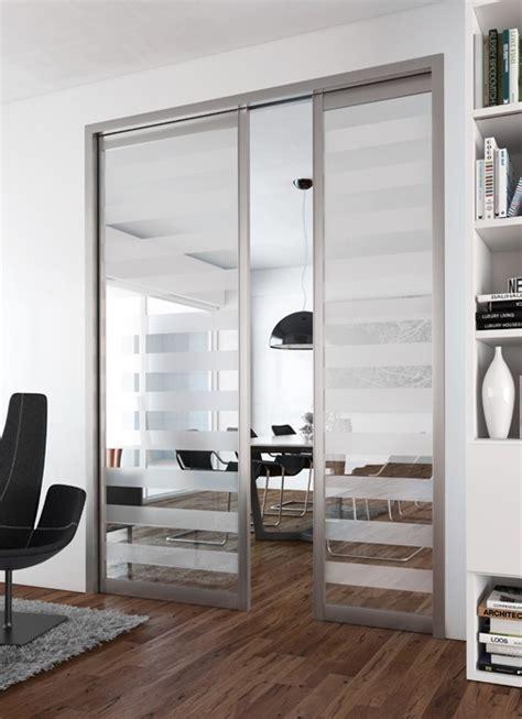 separation en verre cuisine salon dressing porte placard sogal modèle de porte