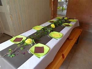 Idee Deco Table Anniversaire 70 Ans : id e d co de table anniversaire 50 ans ~ Dode.kayakingforconservation.com Idées de Décoration