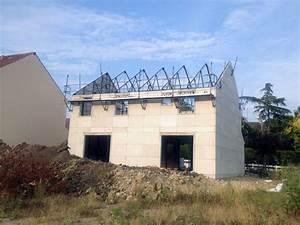 Prix Charpente Métallique Maison : maison charpente metallique construire une maison ~ Premium-room.com Idées de Décoration