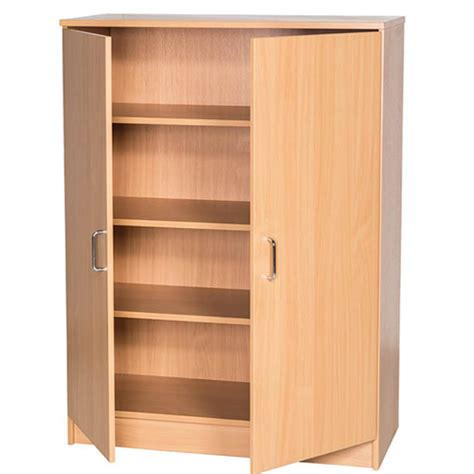 school classroom mm wide storage cupboard mm high