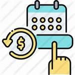 Subscription Icon Icons Freemium Finance Plan Premium