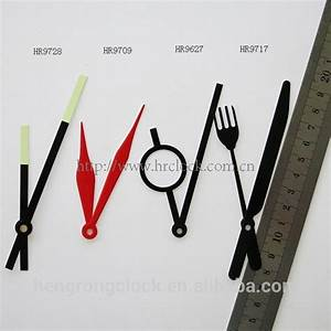 Wall clock with luminous hands for Wall clock with luminous hands
