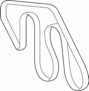 Toyota Land Cruiser Serpentine Belt  Pulleys