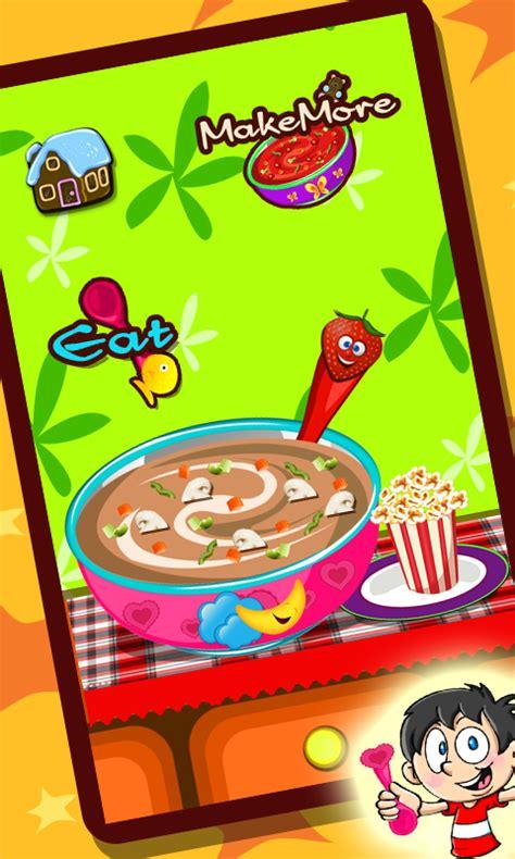 jeu de cuisine android soupe maker jeu de cuisine amazon fr appstore pour android