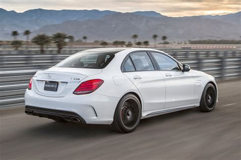 With origins in the first ever car produced by karl benz, mercedes' history is nothing short of amazing. Used 2016 Mercedes-Benz C-Class AMG C 63 S Pricing - For ...