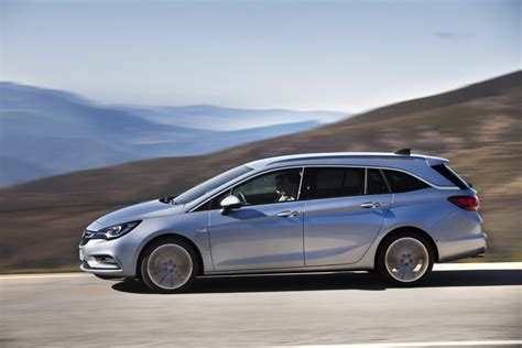 Opel Astra Sport Tourer by H1 2016 Opel Sales Up 13 To 128 500 Units Gm Authority