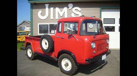 1962 Jeep Fc-170