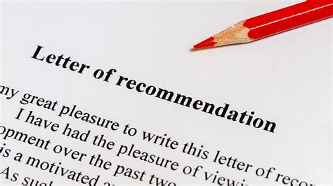 letter  recommendation aba
