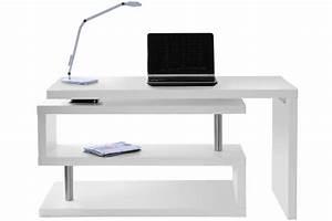 Design Schreibtisch Weiß : design schreibtisch matt wei verstellbar max miliboo ~ Sanjose-hotels-ca.com Haus und Dekorationen