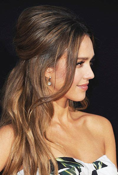 Best 25  Jessica alba hairstyles ideas on Pinterest