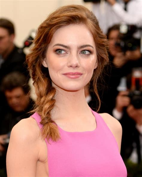 Emma Stone Defends Herself Against Weight Jibes