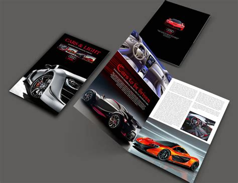 Automobile Brochure Design by 25 Really Beautiful Brochure Designs Templates For