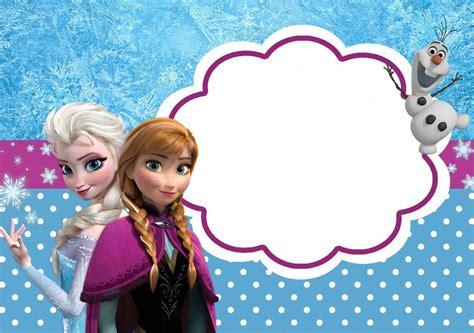 Te invito a mi cumpleaños en 2020 Frozen decoracion