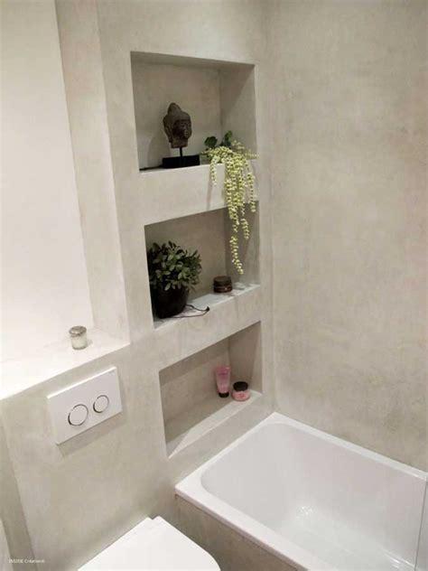 cr馥r une salle de bain dans une chambre niche placo salle de bain placo cloison isolation complte locaux industriels tout service decoration niche salle de bain solutions pour la d