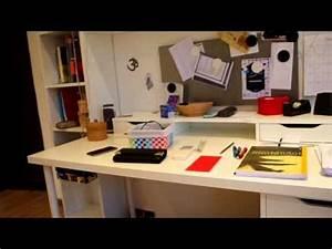 Aufräumen Leicht Gemacht : schreibtisch aufr umen leicht gemacht youtube ~ Lizthompson.info Haus und Dekorationen