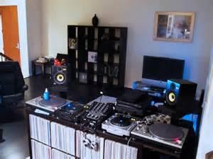 Bedroom DJ Setup