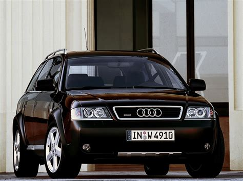 2000 Audi Allroad Quattro 2 7t Review Photo And Video