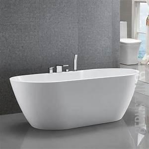 Waschbecken Aufsatz Für Badewanne : freistehende badewanne acryl jazz plus wei 170x80cm wannenrandarmatur ebay ~ Markanthonyermac.com Haus und Dekorationen