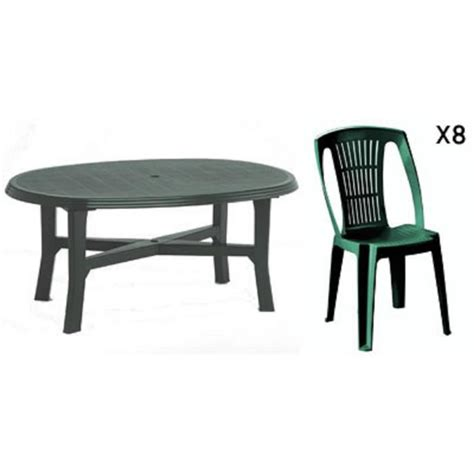chaise plastique jardin beautiful salon de jardin vert plastique ideas amazing
