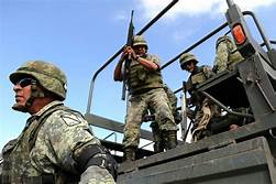 Mexican military and cartels get in a gun battle in the Mexican city of Reynosa…
