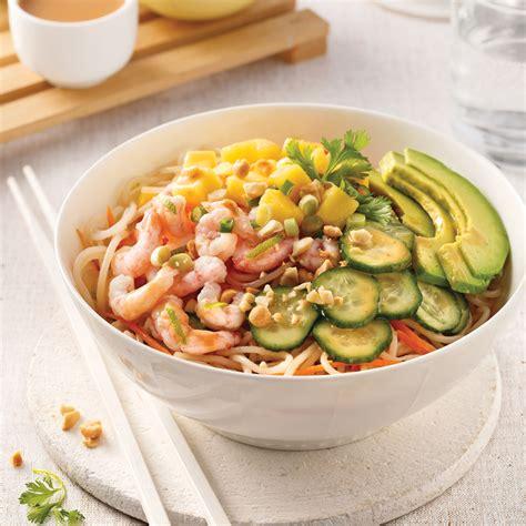 recette cuisine printemps rouleaux de printemps en bol recettes cuisine et