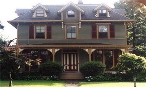 paint schemes for homes victorian exterior colors