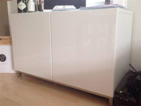 Sideboard Ikea Weiß by Weiss Hochglanz 120 Cm Finest Design Bartisch Bexley