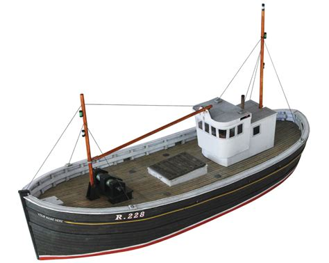 Fishing Boat Registration Codes by T030a Fishing Boat Scalescenes