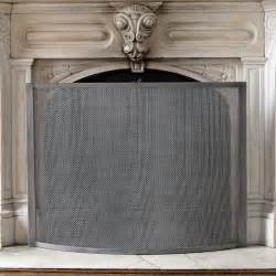 Pottery Barn Floor Lamps by Fireplace Screen Modern Fireplace Screens By West Elm