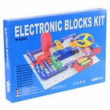 Building electronic teen toy