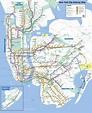 15 Subway Maps That Trace New York City's Transit History ...