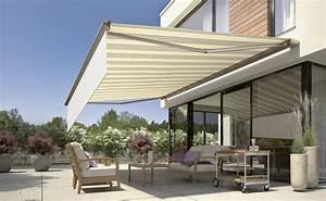 Garten markisen markisenstoffe holzfachmarkt for Markise balkon mit tapeten wohnzimmer modern grau