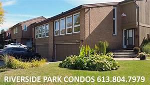 Ottawa condos for sale riverside park mooneys bay 756 for Riverside park bathrooms