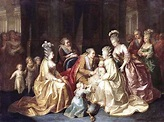 Queen Marie Antoinette and her adopted children : The Good ...