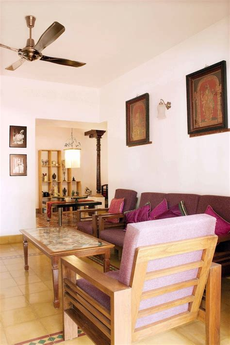 Chettinad Style Home Design Karthik's Home In Bangalore