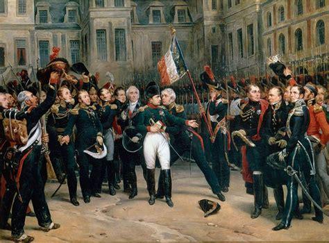 le bureau la garde cagne de 1814
