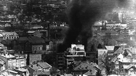 siege of sarajevo two decades after siege sarajevo still a city divided