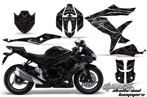 Amr Graphic Decal (sports Type Motorbike Kit) [amr