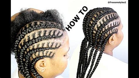 Easy Cornrow Hairstyles For by Easy Cornrow Hairstyles Hair